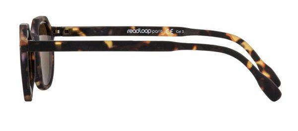 Leeszonnebril Readloop Hurricane havanna 2623-01S