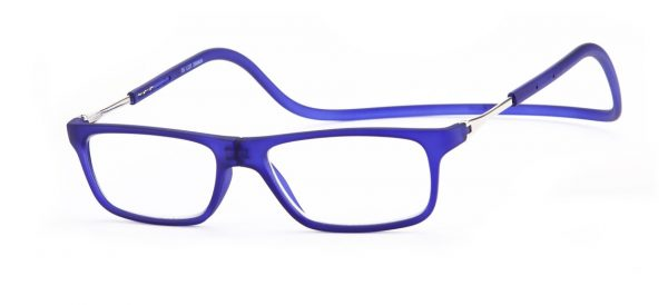 Magneet leesbril Nordic Glasögon Malmö blauw