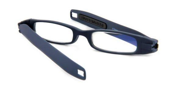 Opvouwbare leesbril Figoline donkerblauw
