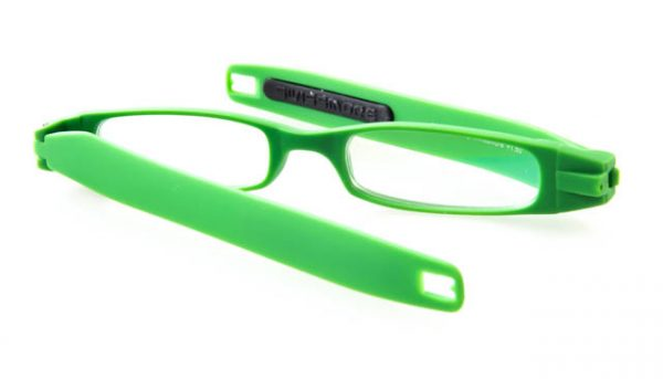 Opvouwbare leesbril Figoline groen