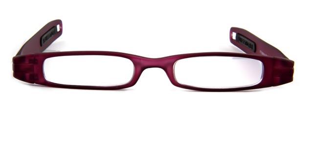 Opvouwbare leesbril Figoline paars