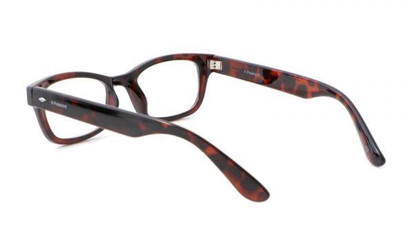 leesbril polaroid PLD0015 RQ3V donker havanna