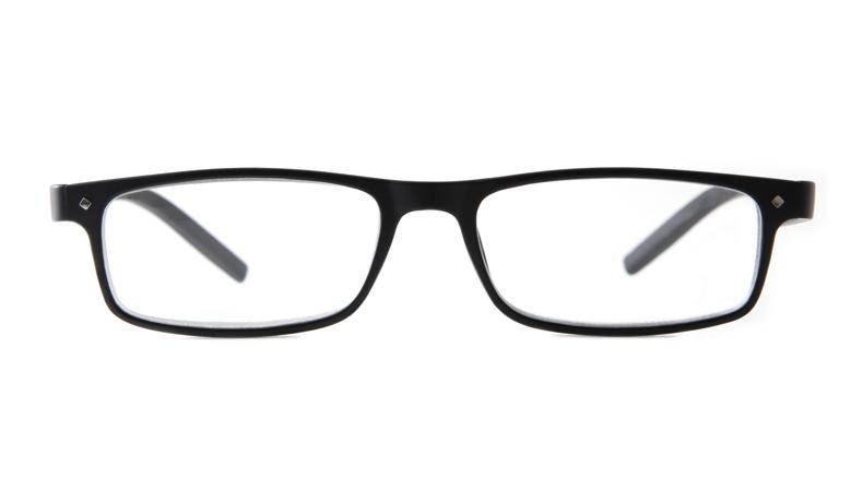 leesbril polaroid PLD0017 R 003 mat zwart