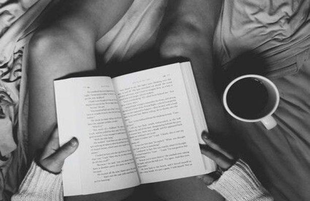 Leesbril om in bed te lezen