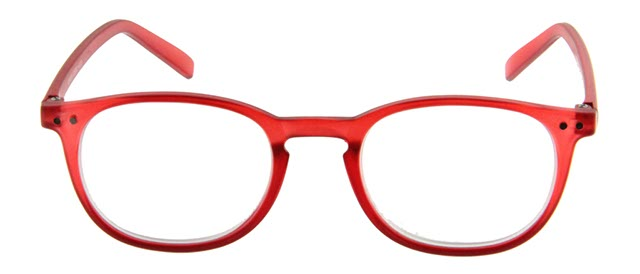 Leesbril INY Icon G35600 rood