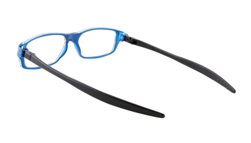 Leesbril Nannini Newfold opvouwbaar 506 blauw