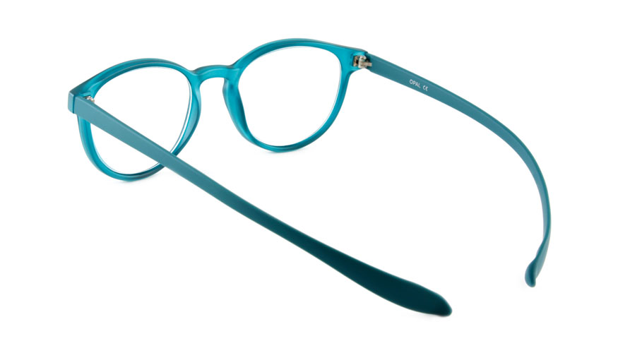 Leesbril Proximo PRII059-C06-mat-azuurblauw