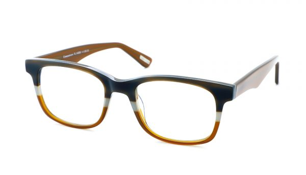 Leesbril Frank and Lucie Eyequarium FL14050 Misty Cognac