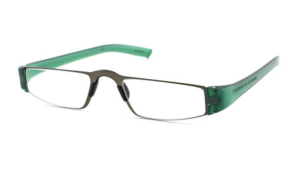 Leesbril Porsche Design Limited Edition P'8801v titanium groen