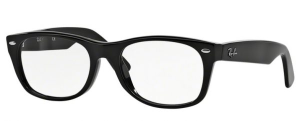 Leesbril Ray-Ban RX5184 2000 52 zwart