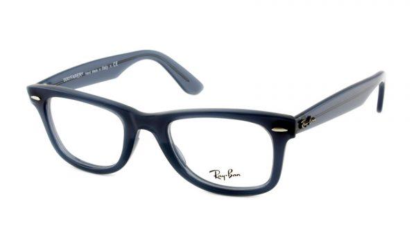 Leesbril Ray-Ban Wayfarer RX4340v-5747-50 blauw