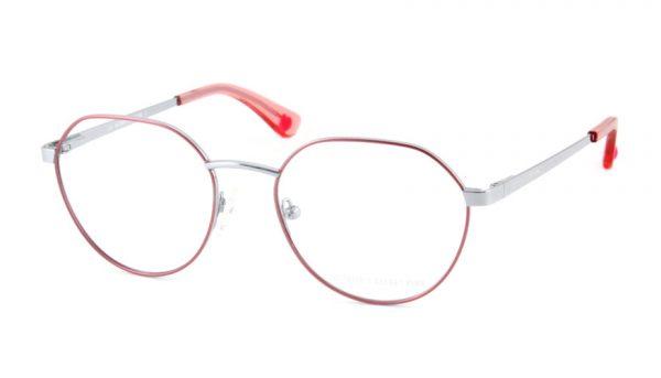 Leesbril Victoria's Secret Pink PK5002/V 072 roze zilver