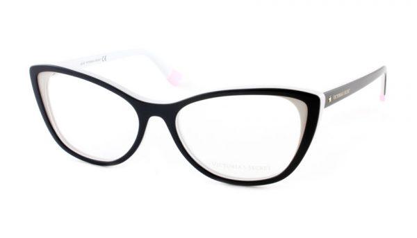 Leesbril Victoria's Secret VS5009/V 01A zwart wit