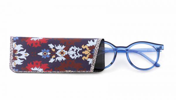 Leesbril Vista Bonita VB008 Kelim Blue