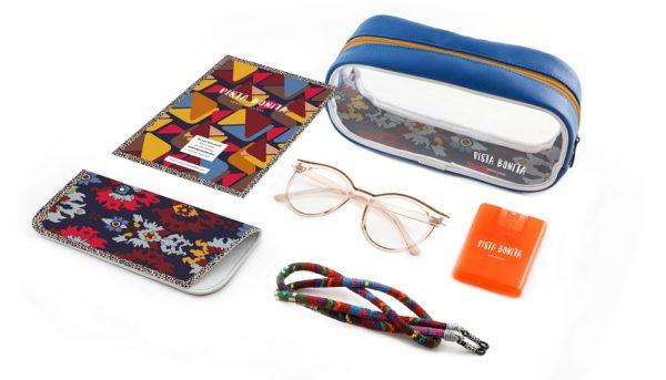 Set leesbril Vista Bonita VB005 Soft Skin