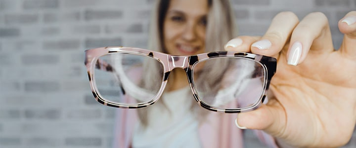 Opvallende bril