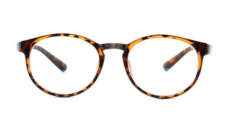 Computerbril Blueberry Ozy Multifocaal M havanna