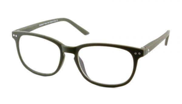 Computerbril Blueberry XL Kaki