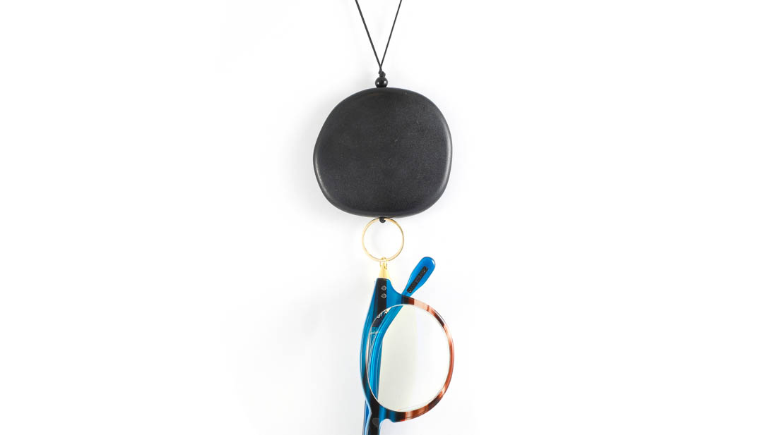 Eyesonoff brilketting lollipop groot zwart