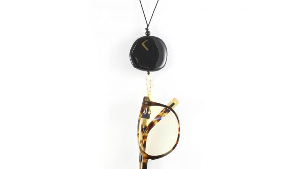 Eyesonoff brilketting lollipop klein zwart