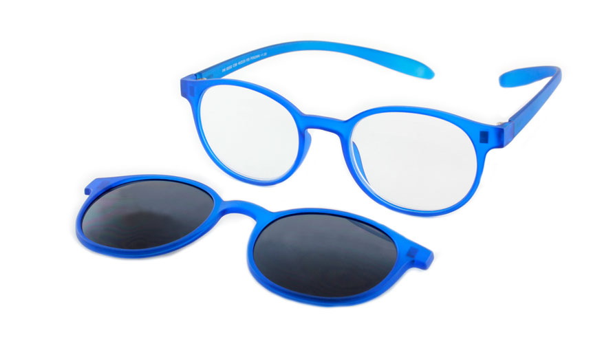 Lees en zonneleesbril in één Proximo PRIS002 C06 blauw