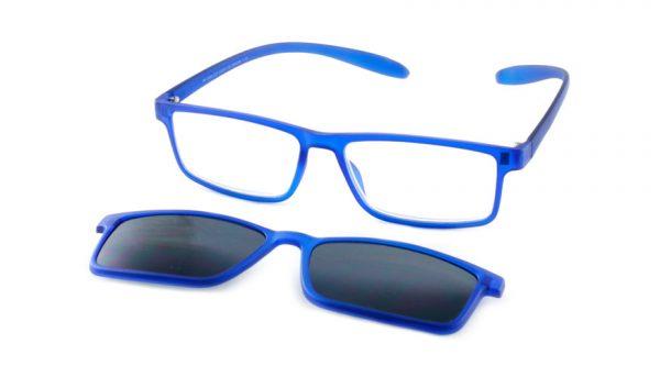 Lees en zonneleesbril in één Proximo PRIS003 C07 blauw
