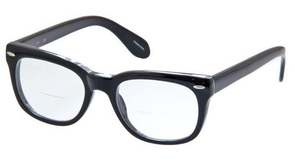 Leesbril Chuck Bifocaal zwart