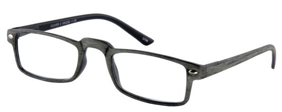 Leesbril Clever 2 G62200 grijs