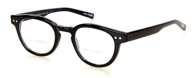 Leesbril Delaid Bifocaal 231 15 zwart/aqua