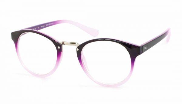 Leesbril Elle Eyewear EL15930 paars roze