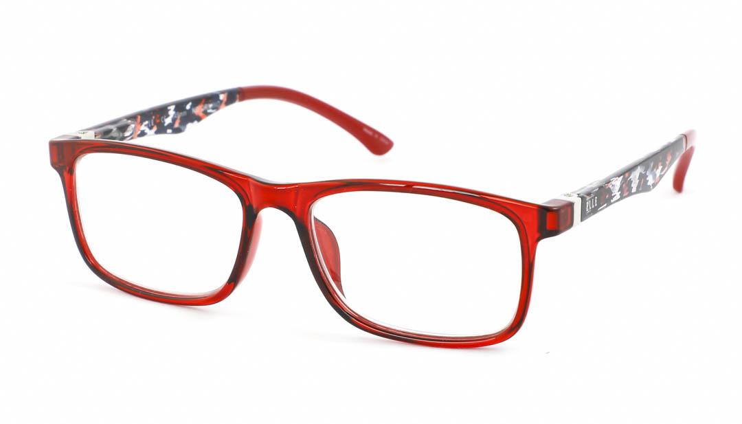 Leesbril Elle Eyewear EL15934 rood