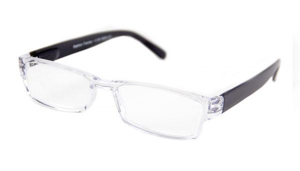 Leesbril FF Oceaan 8324-01 grijs/transparant