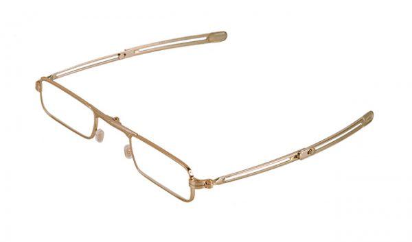 Leesbril INY Fire Folding G5100 goud 8