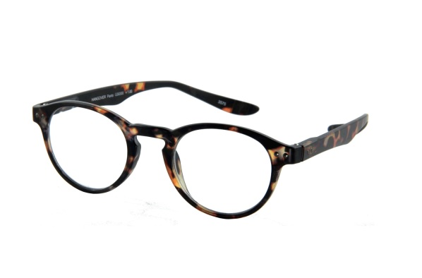 Leesbril INY Hangover Panto G59300 Havanna