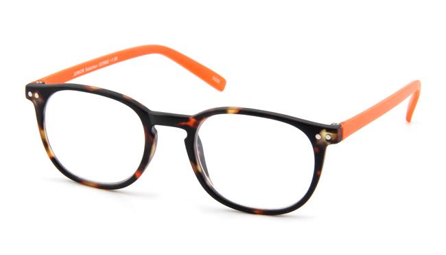 Leesbril INY Icon Double G55900 havanna/oranje