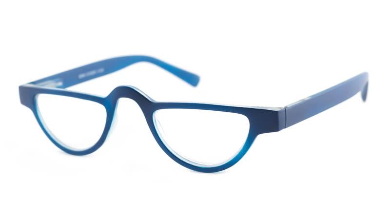 Leesbril INY Semi g19200 blauw