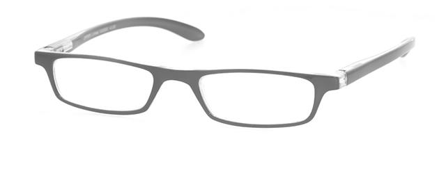 Leesbril INY Zipper G39100 grijs
