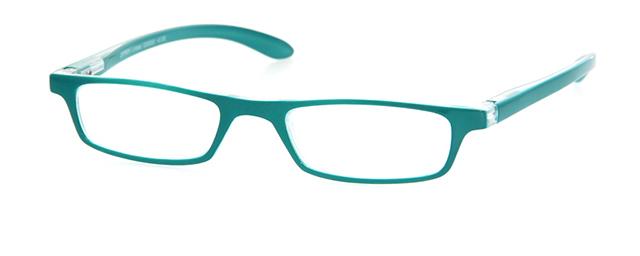 Leesbril INY Zipper G39300 turkoois