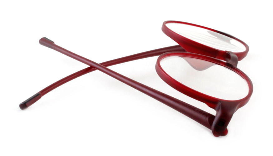 Leesbril Moleskine MR3101 00 zwart 8