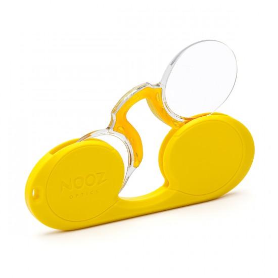 Leesbril Nooz Optics geel