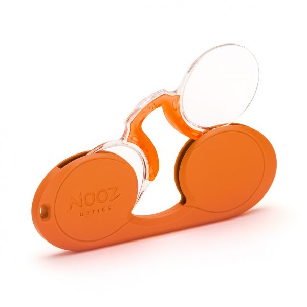 Leesbril Nooz Optics oranje 9