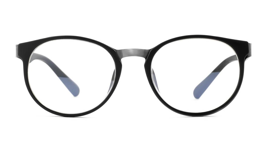Leesbril Ofar Office LB0194/A zwartmet blauwlicht filter