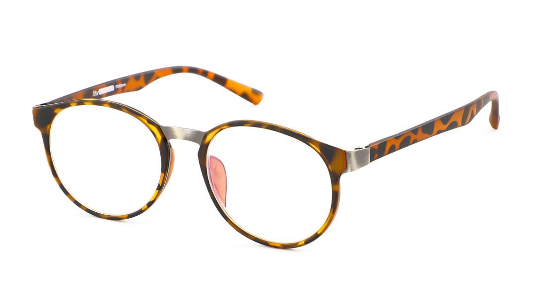 Leesbril Ofar Office LB0194/B havanna met blauwlicht filter