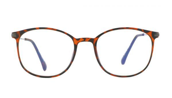 Leesbril Ofar Office Multifocaal CF0003B havanna met blauwlicht filter