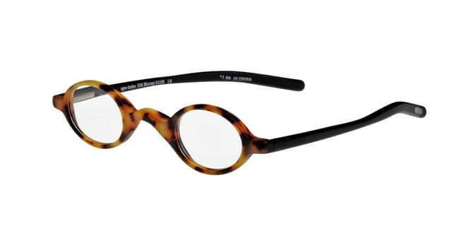 Leesbril Old money 2105 19 havanna/zwart