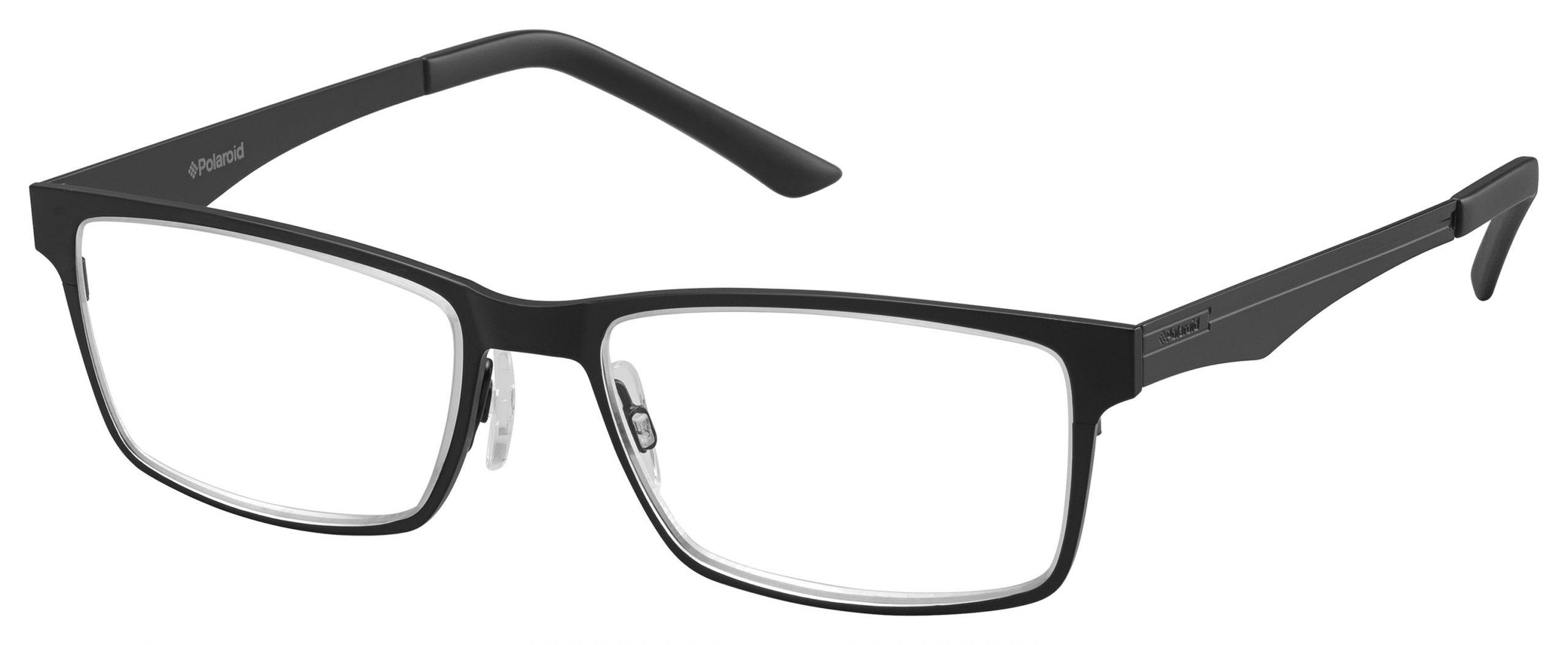 Leesbril Polaroid PLD0003 mat zwart