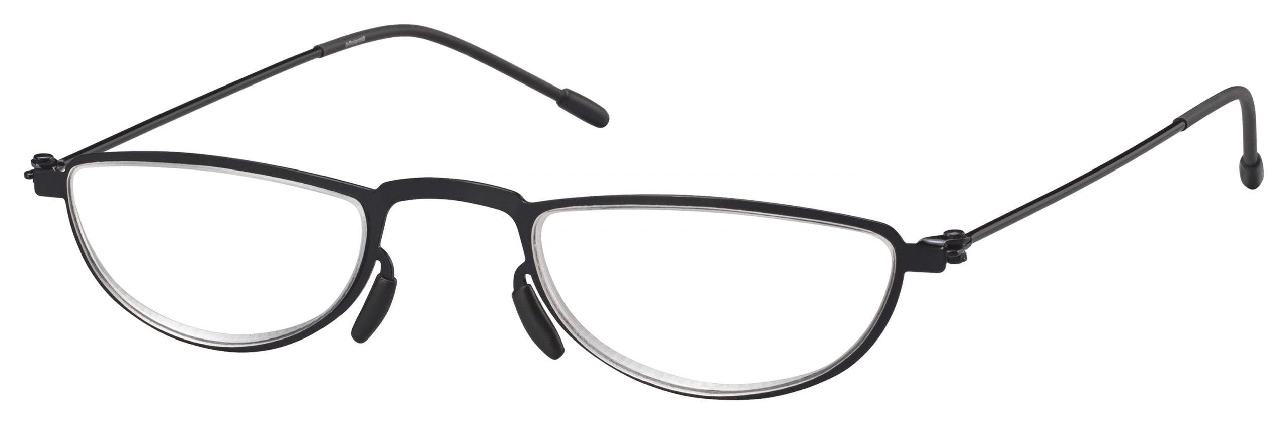 Leesbril Polaroid PLD0006 zwart