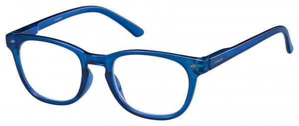 Leesbril Polaroid PLD0012 blauw/transparant