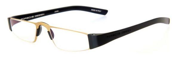 Leesbril Porsche Design P'8801g titanium/goud