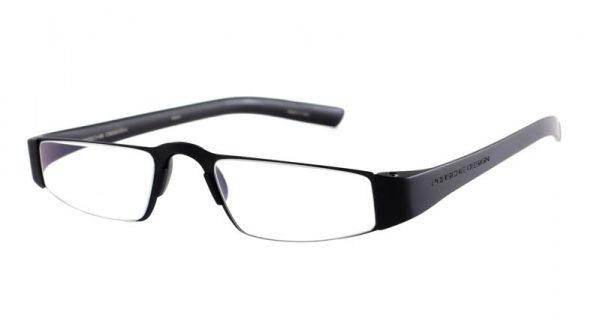 Leesbril Porsche Design P'8801p Limited Black Edition zwart